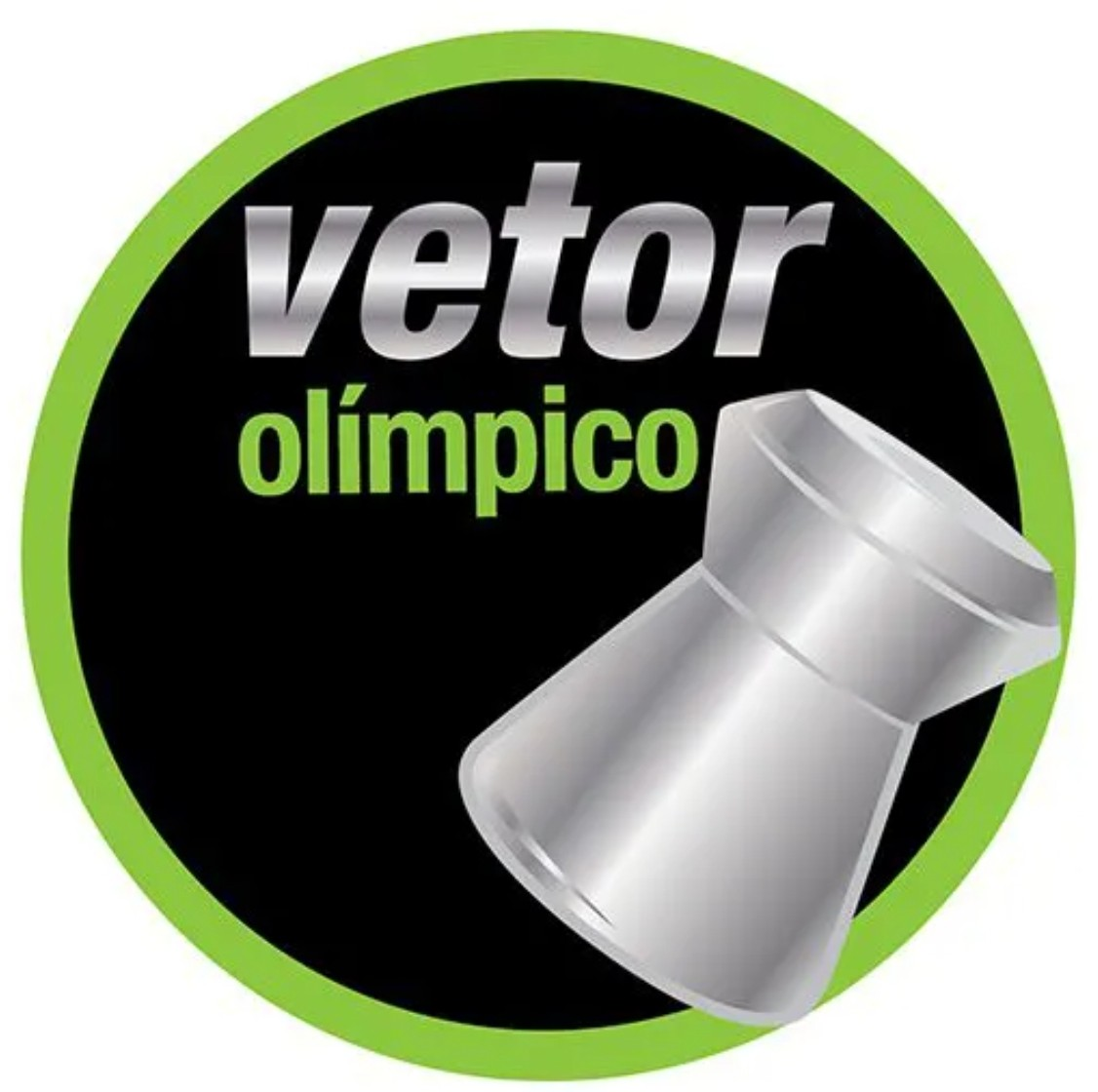 CHUMBINHO TECHNOGUN VETOR OLÍMPICO 5.5MM (LATA C/ 250 UN)