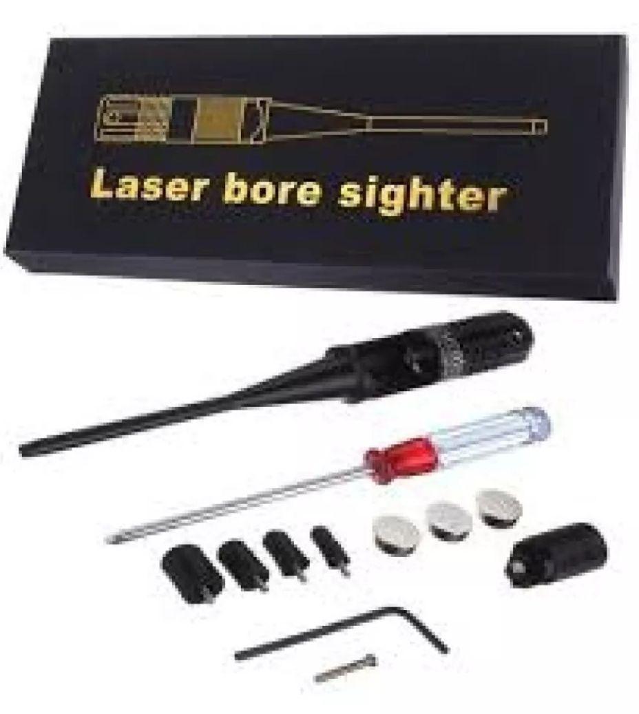 Colimador laser ajuste de mira do Cal. 5.5mm (.22) ao 12,7mm (.50)