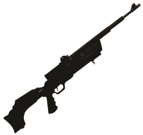 Kit Carabina PCP Predator  5,5  c luneta Evo