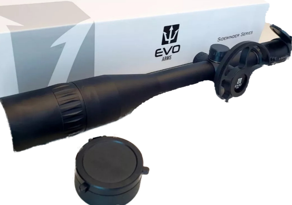 Luneta Evo 6-24x44sf tubo de 30mm