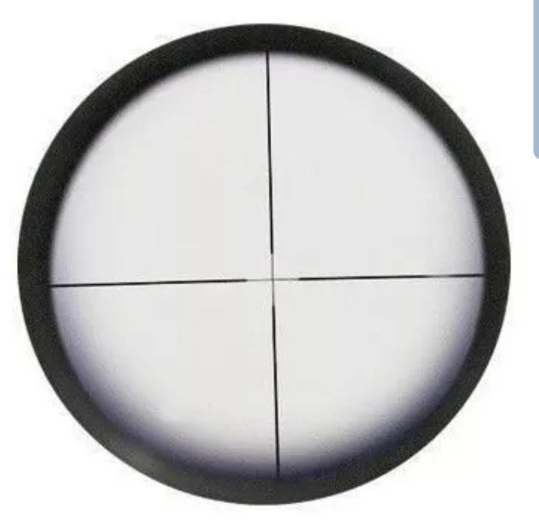 Luneta Original Rossi 4x32