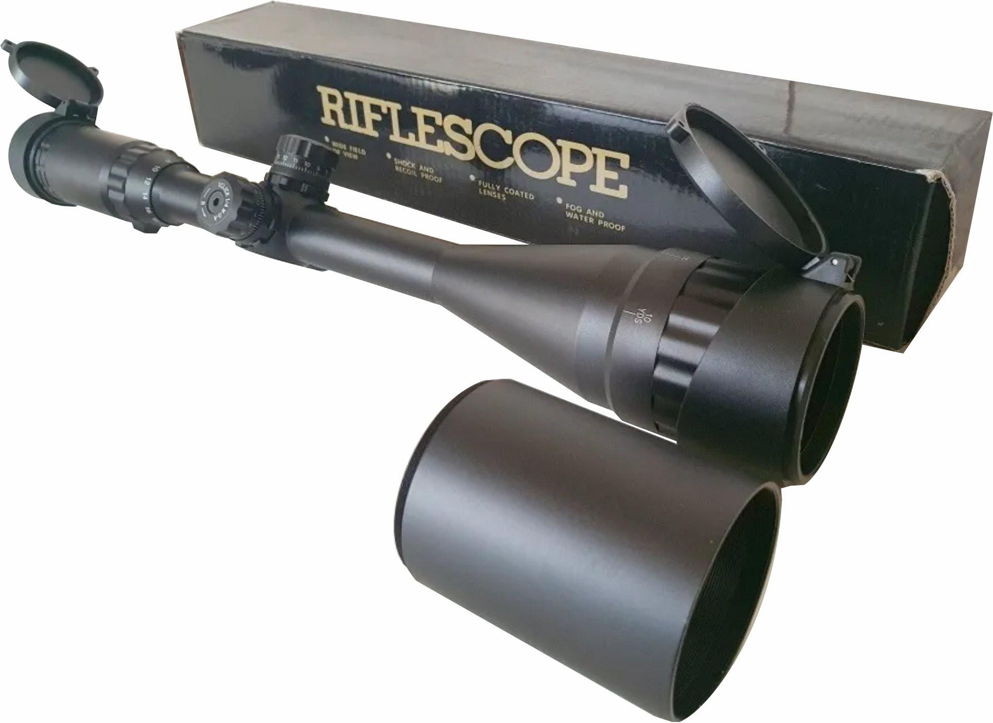 Luneta Riflescope 6-24x50 BAOL