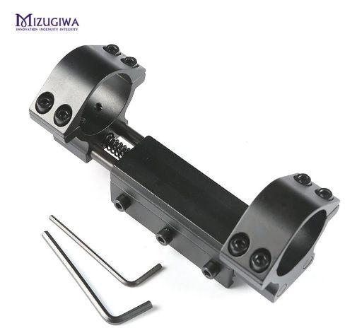 Mount Antiinmopacto com trilho  11mm para tubo 30mm