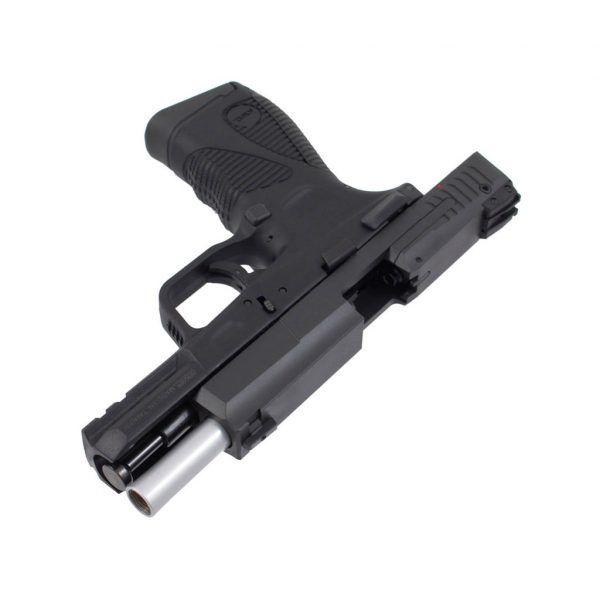 Pistola  de Pressão Taurus Full Metal 24/7 Geração 2 Esfera 4,5mm Blowback
