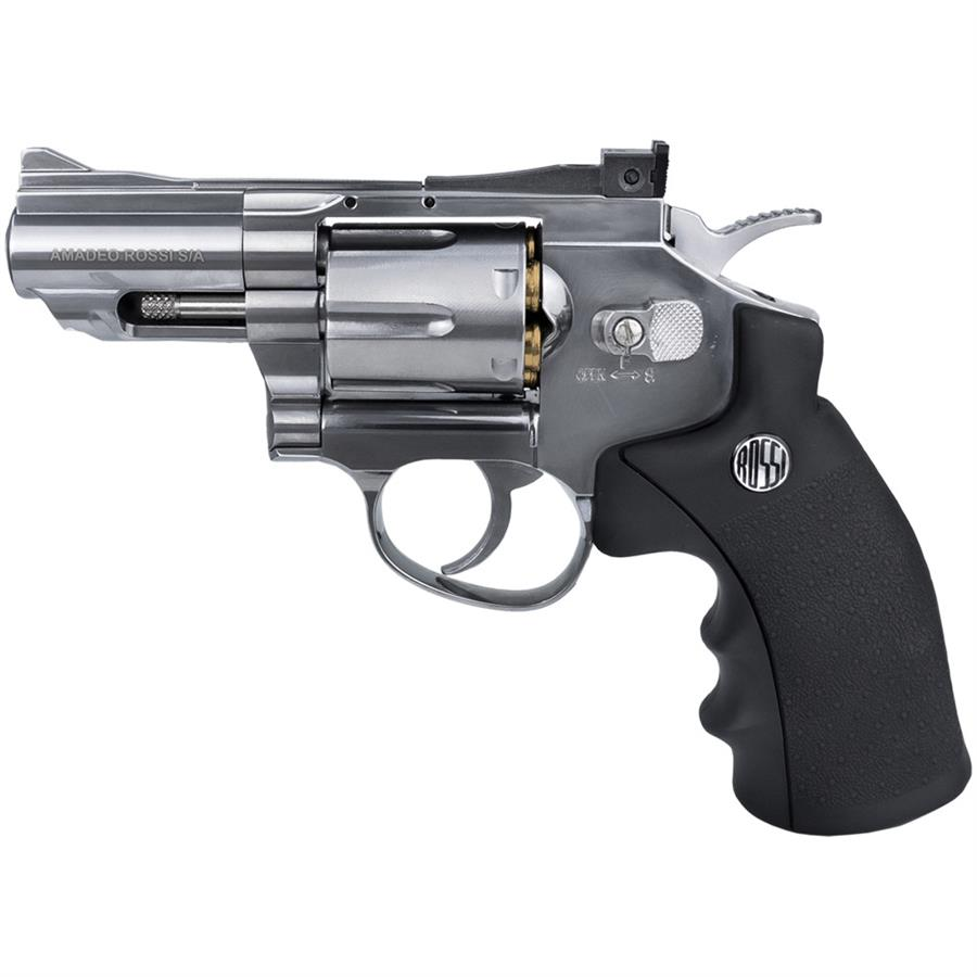 "Revolver Rossi Pressão Co2 708S 2"" 4.5mm"