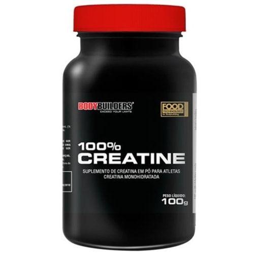 100% Creatine 100g - Bodybuilders  - Personall Suplementos