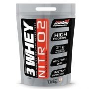 3 Whey Nitro2 1,8kg - New Millen