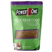 Açúcar de Coco 100g - Power1One