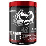 Aminoacid BCAA 8:1:1  300 gramas - Vitamin Horse