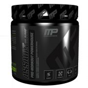 Assault Black 300 gramas - Muscle Pharm