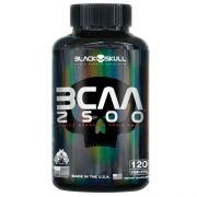 BCAA 2500 120 tabs - Black Skull