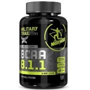 BCAA 8:1:1 120caps - Military Trail