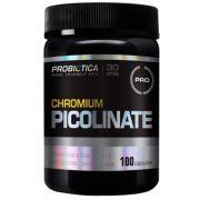 Chromium Picolinate 100caps - Probiótica