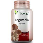 Cogumelo Agaricus Blazei 60 cápsulas - Fitoway