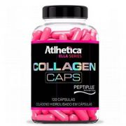 Collagen Caps 120caps - Atlhetica Nutrition