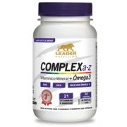 Complex A-Z 60caps - Leader Nutrition