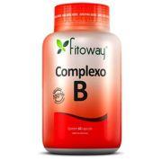 Complexo B 60 cápsulas - Fitoway