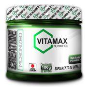 Creatine Micronized 100 gramas - Vitamax