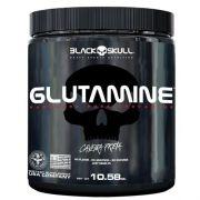 Glutamina 500g - Black SKull