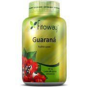 Guaraná 60 cápsulas - Fitoway