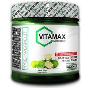 HeadShock Pre-Workout 300 gramas  - Vitamax