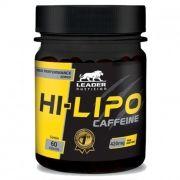 Hi-Lipo Caffeine 60caps - Leader Nutrition