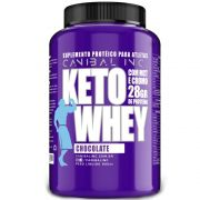 Keto Whey 900g - Canibal INC