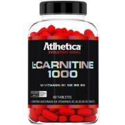 L-Carnitine 1000 60tabs - Atlhetica Nutrition