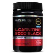 L-Carnitine Black 120tabs - Probiótica