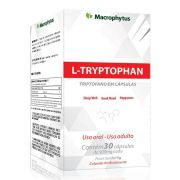 L-Tryptophan 30 Cápsulas - Macrophytus