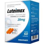 Luteimax – Luteína & Zeaxantina 60 cápsulas - Maxinutri