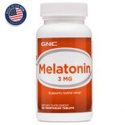 Melatonina 3mg 120 comprimidos - GNC