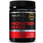 Monster Maca 120caps - Probiótica