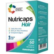 Nutricaps Hair 60 cápsulas - Maxinutri