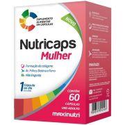 Nutricaps Mulher 60 cápsulas - Maxinutri