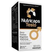 Nutricaps Testo 60caps - Maxinutri