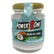 Oleo de coco 200ml - Power1One