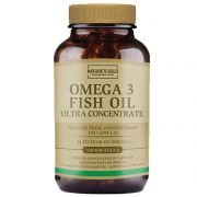 Omega 3 Ultra Concentrado 120 cápsulas - Natures Gold