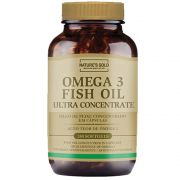 Omega 3 Ultra Concentrado 240 cápsulas - Natures Gold