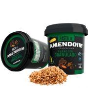 Pasta de Amendoim Integral com Granulado 450g - Mandubim