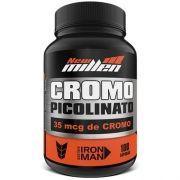 Picolinato de Cromo 100caps - New Millen