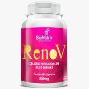 Renov ( Colágeno Hid. + Silício Orgânico) 60 cápsulas - Bionutrir