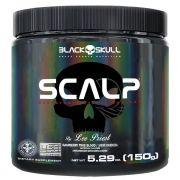 Scalp 150 gramas - Black Skull