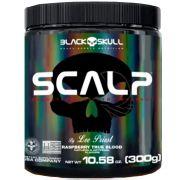 Scalp 300 gramas - Black Skull