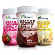 Shake Diet 400 gramas - Fitoway