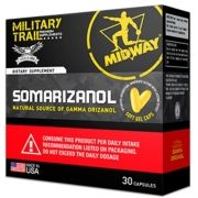 Somarizanol 30caps - Midway - Military Trail