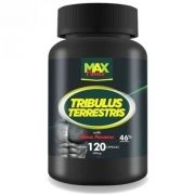 Tribulus Terrestris Com Maca Peruana 120Caps - Max Power