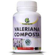 Valeriana Composta 60 cápsulas - Planet Nutry