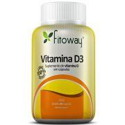 Vitamina D3 60 cápsulas - Fitoway