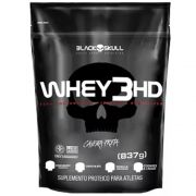 Whey 3HD 837g - Black Skull